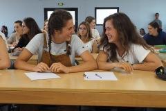Étudiantes heureuses - Rentrée 2019 - Centre Laennec Paris - Prépa médecine - © Ignazio TORRES