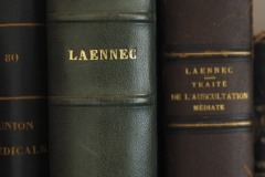 Livres de médecine Laennec - Centre Laennec Paris - Prépa médecine - © Ignazio TORRES
